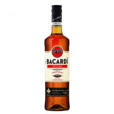 Bacardi Rum Spiced (voorheen Oakheart) 70 cl