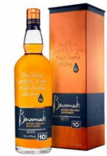 Benromach Single Malt Whisky 10 y 70 cl