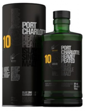 Bruichladdich Port Charlotte 10 y heavily peated