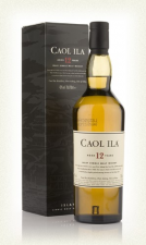 Caol Ila Single Malt Whisky 12 y  20 cl
