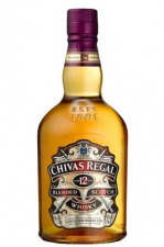 Chivas Regal Blended Whisky 12 y 35 cl