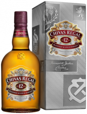 Chivas Regal Blended Whisky 12 y 70 cl