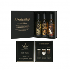 Compass Box Whisky 3 pack (Peat Monster - Spice Tree - The Spaniard)