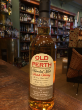 Old Perth Blended Malt Morrison & MacKay (number 5 release)