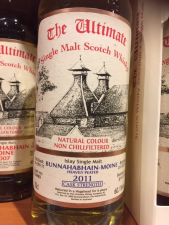 The Ultimate Bunnahabhain Moine 2011 6y