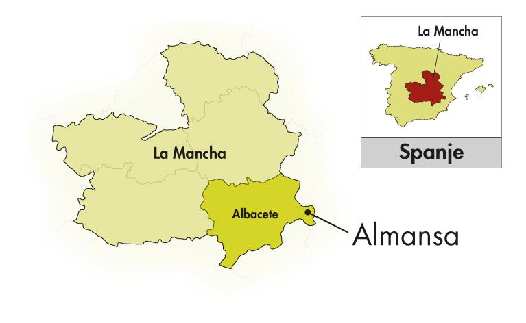 Bodegas Piqueras Almansa Old Vines Garnacha