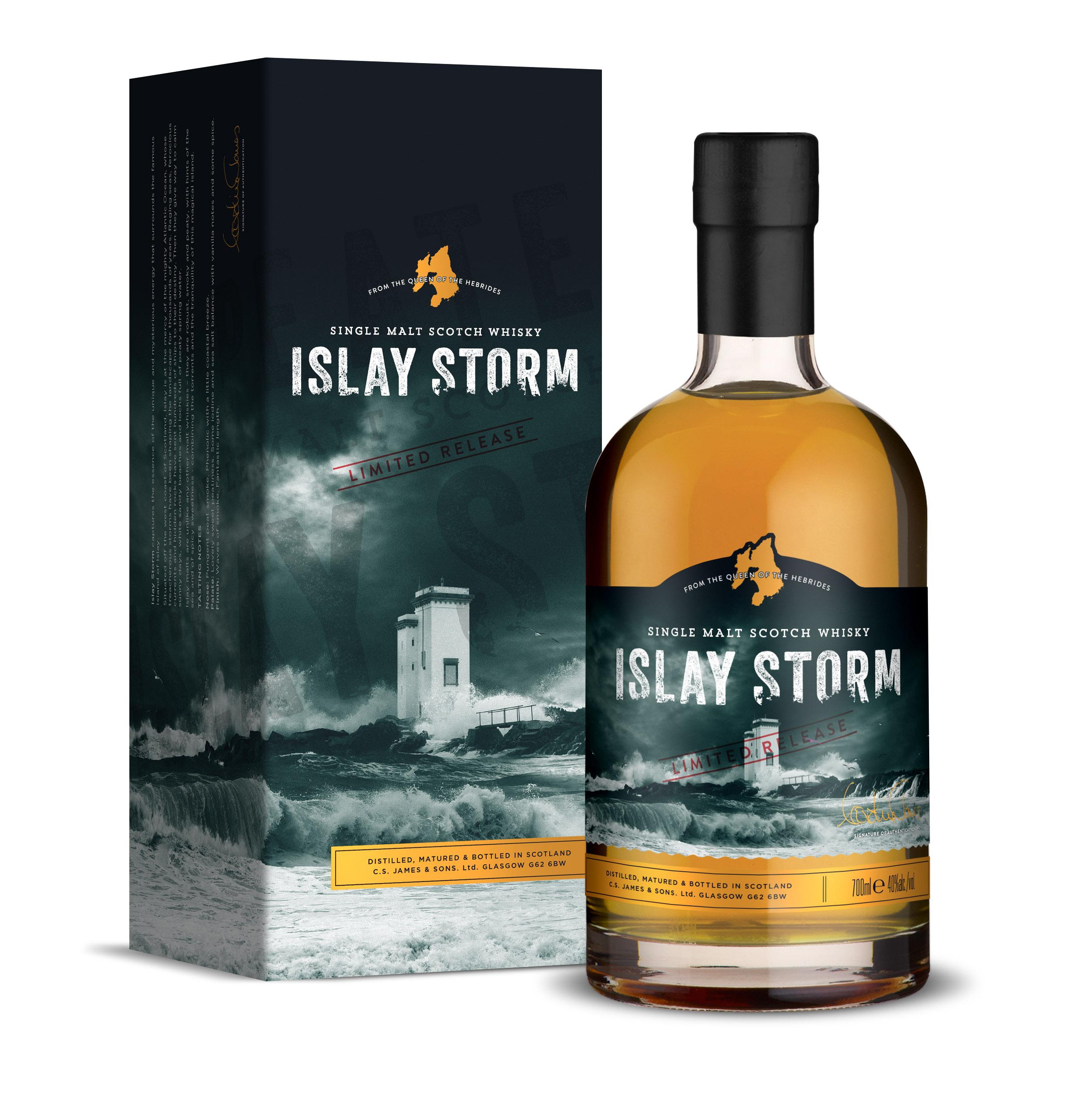 Islay Storm | Single Malt Scotch Whisky