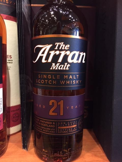 The Arran 21y