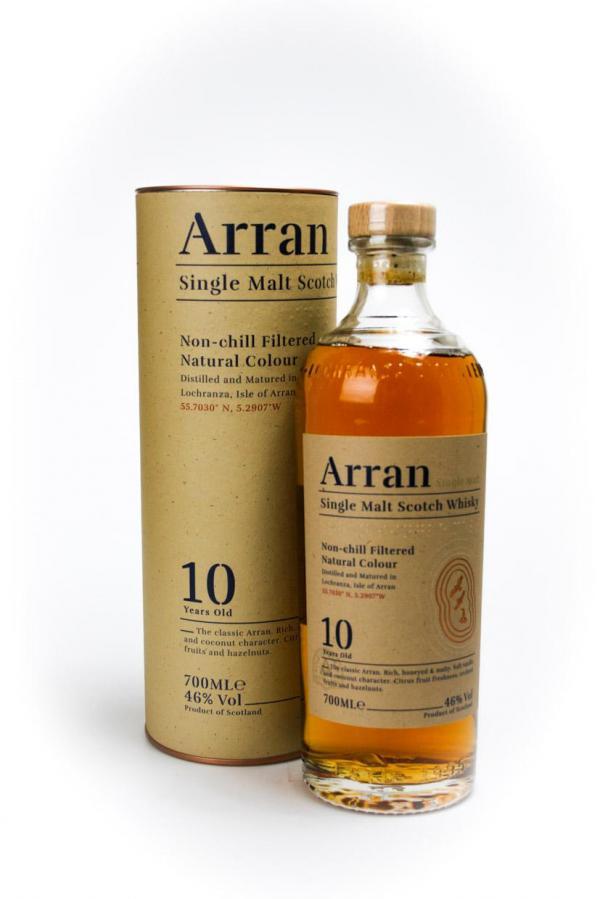 The Arran | 10y | Single Malt Schotch Whisky