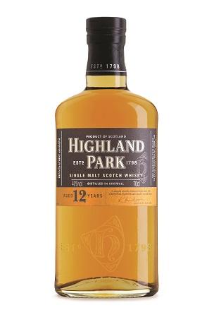 Highland Park Single Malt Whisky 12 y 70 cl