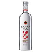 Bacardi Rum Razz 100 cl