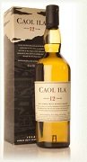 Caol Ila Single Malt Whisky 12 y 70 cl