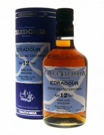 Edradour Caledonia Single Malt Whisky 12 y 70 cl
