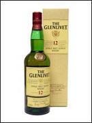The Glenlivet Single Malt Whisky 12 y 70 cl