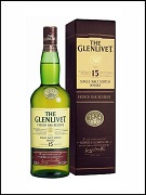 The Glenlivet French Oak Single Malt Whisky 15 y 70 cl
