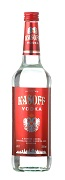 Kasoff Vodka 70 cl
