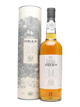 Oban Single Malt Whisky 14 y 20 cl