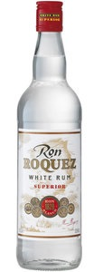 Ron Roquez White Rum 100 cl