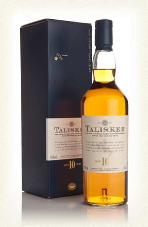 Talisker Single Malt Whisky 10 y 20 cl